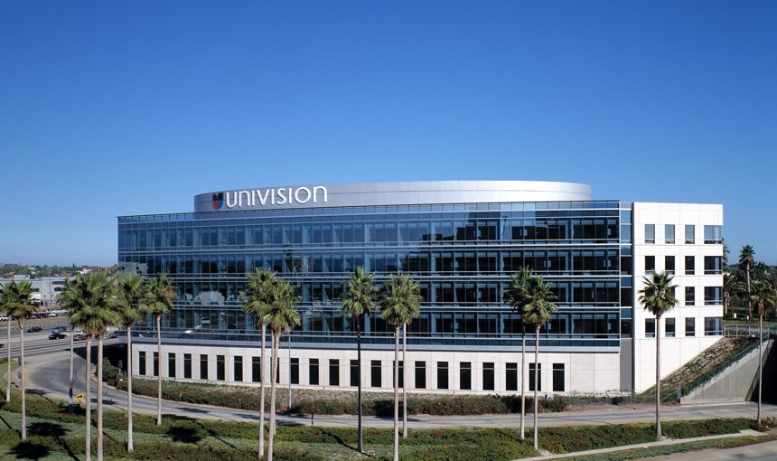 Univision Exterior Back MATT Construction
