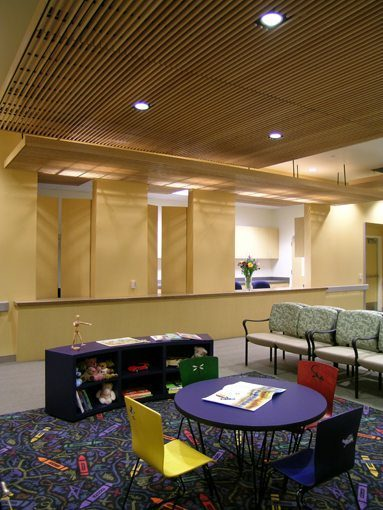 MATT construction Orthopaedic Hospital Outpatient Medical Center Child Area