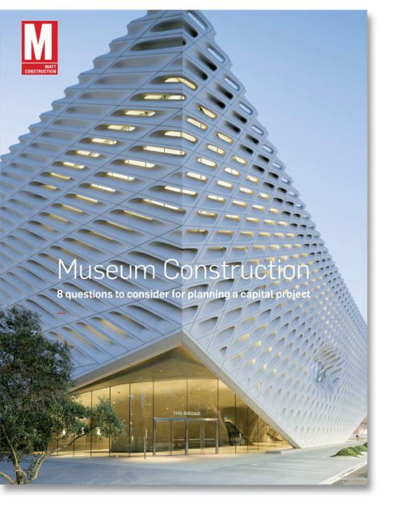 MATT Construction Museum Construction eBook Cover