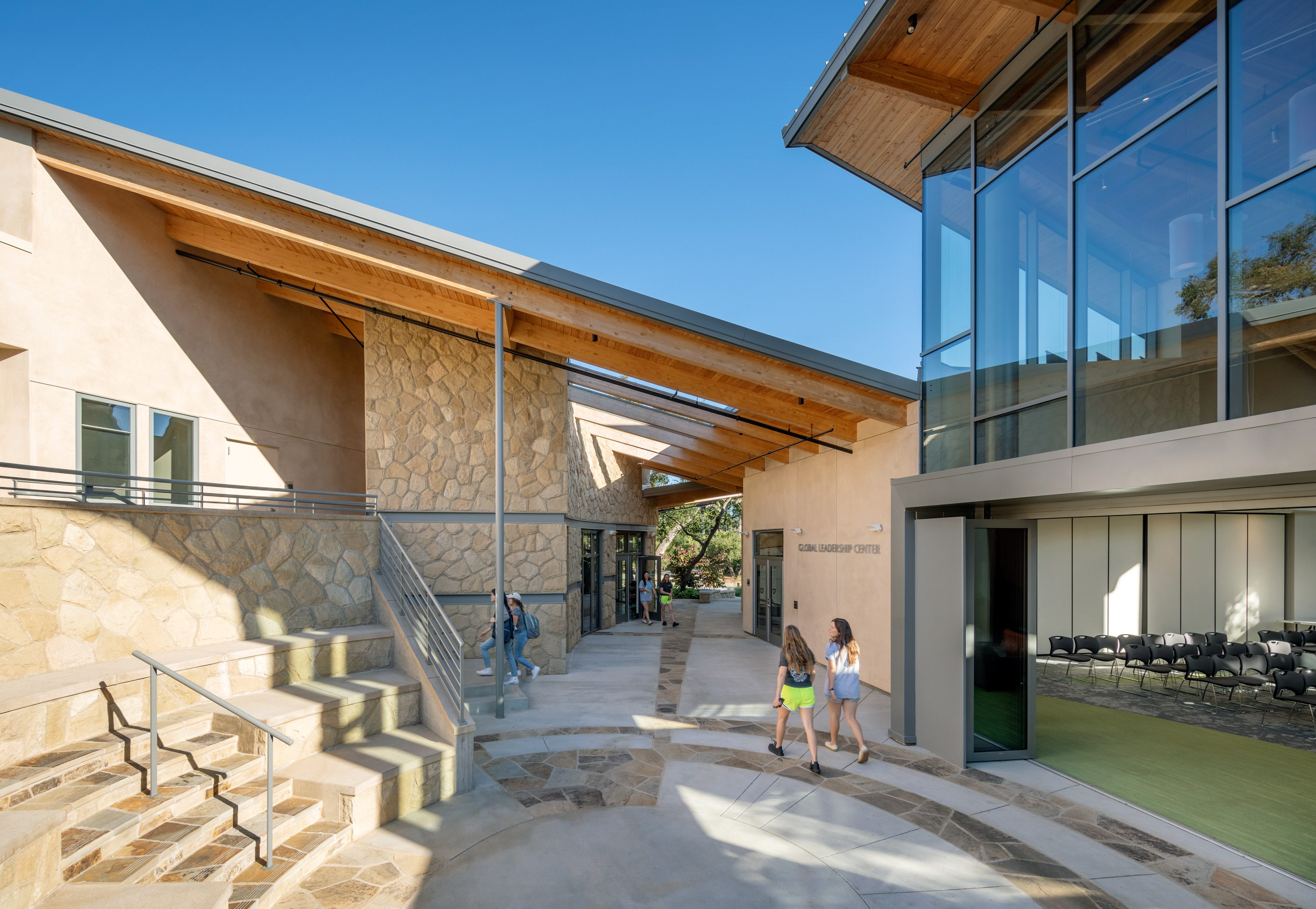 Westmont Institute for Global Learning and Leadership MATT Construction