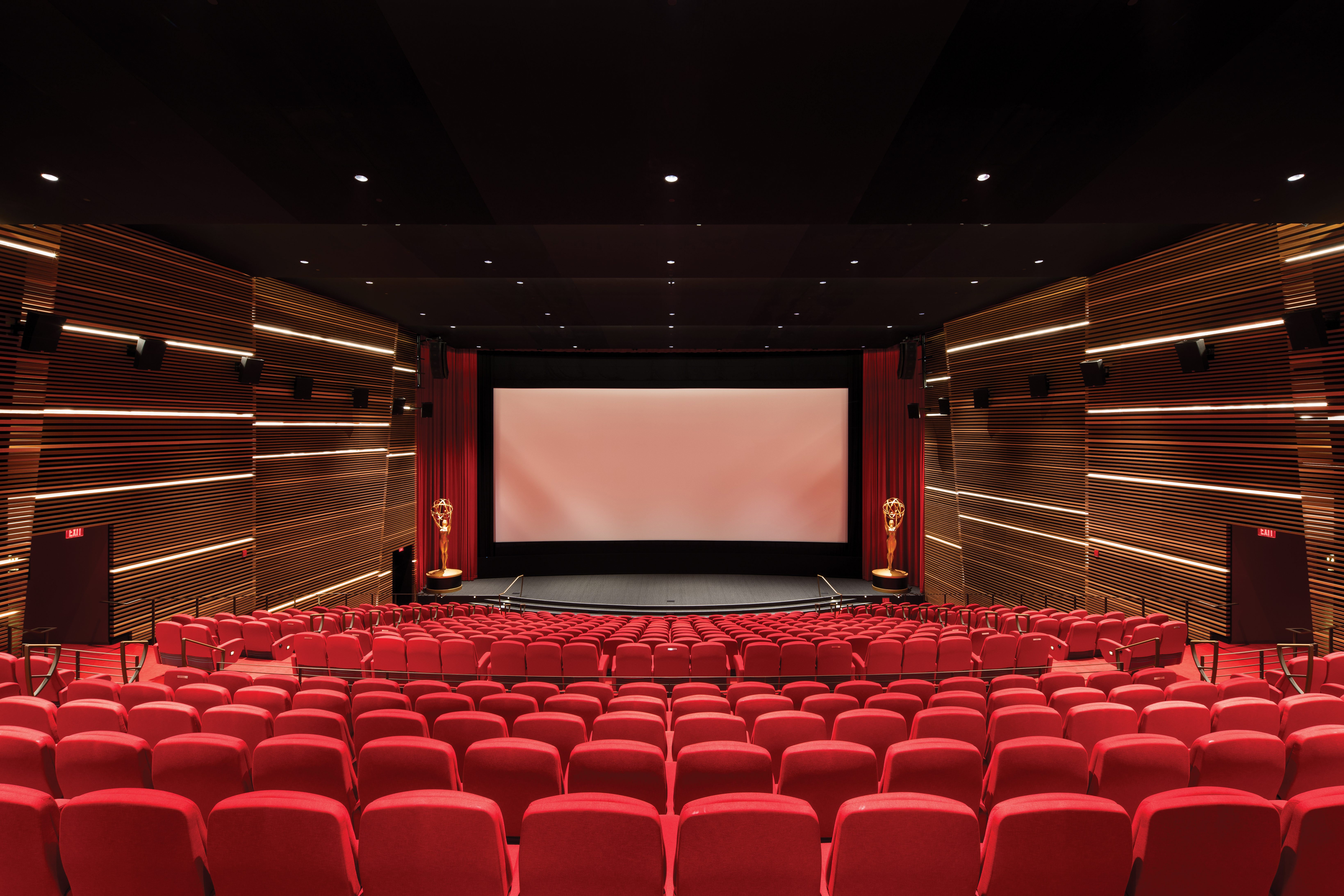 TV Academy Emmy Theater Saban Media Center Wolf Theater